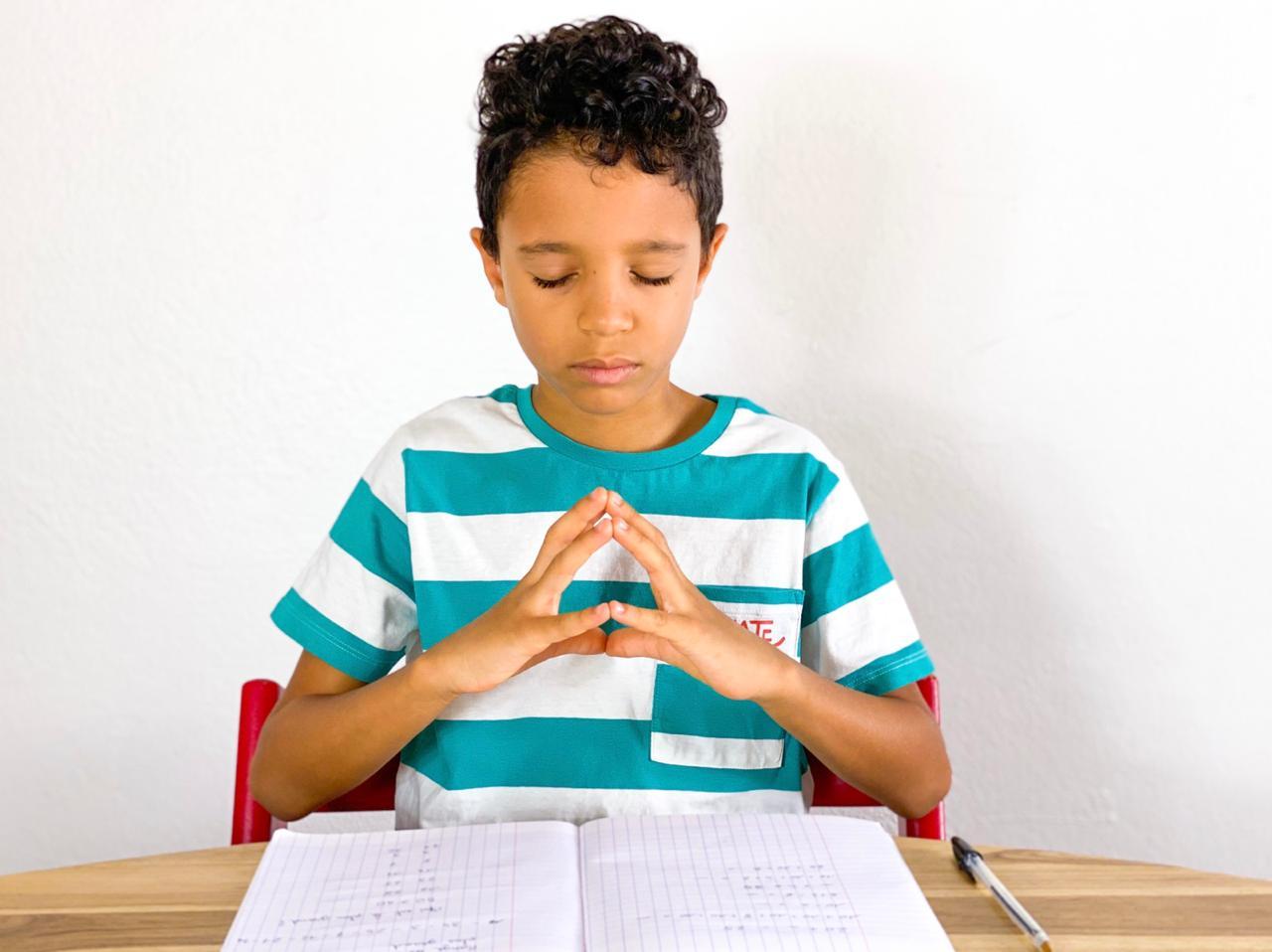 Coaching enfant - Cours privé Méthode Éducative 3C - Yoga Life West Indies - Martinique Schoelcher Lamentin