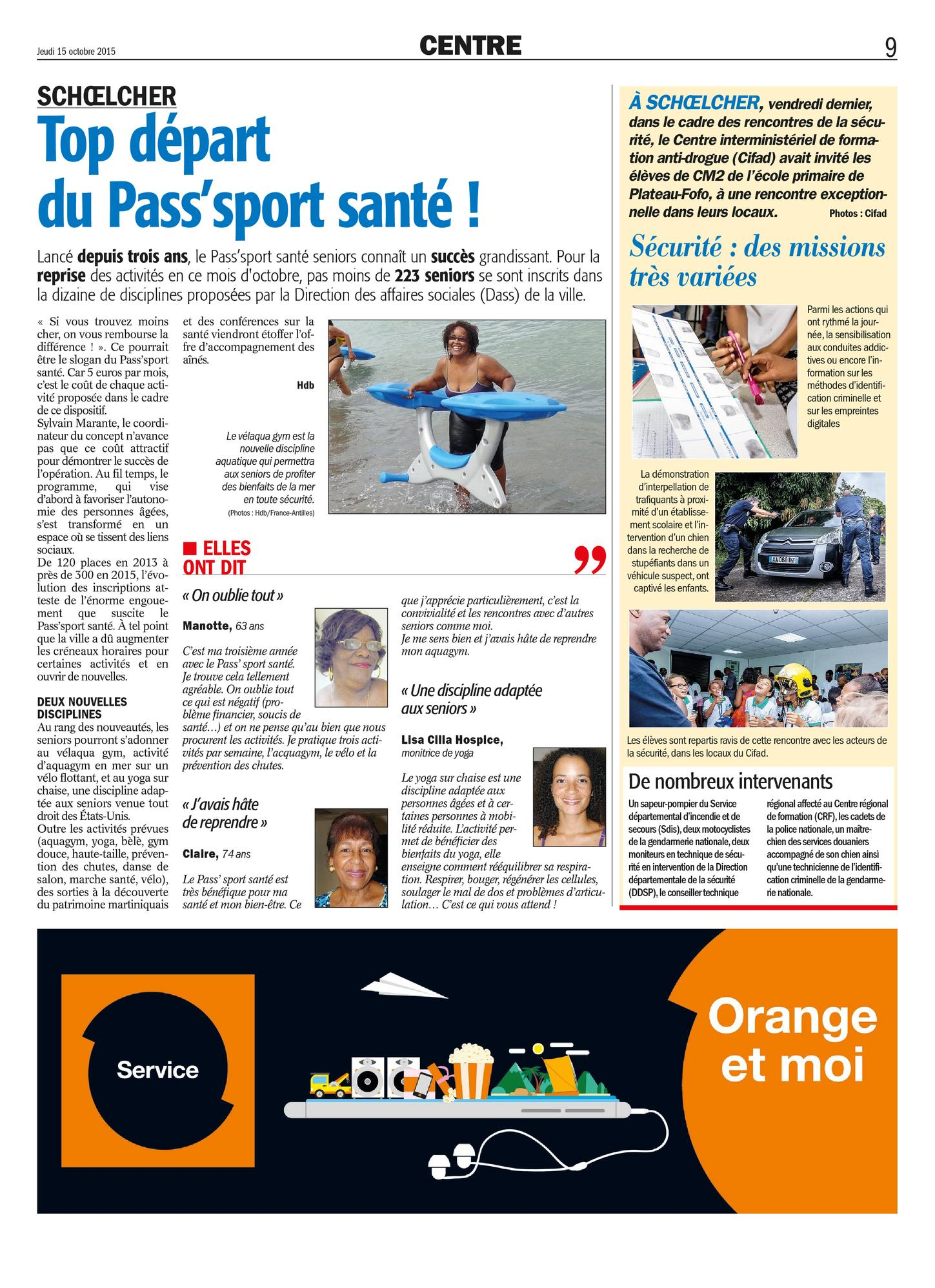Pass'Sport - Yoga Life West Indies Schoelcher Martinique