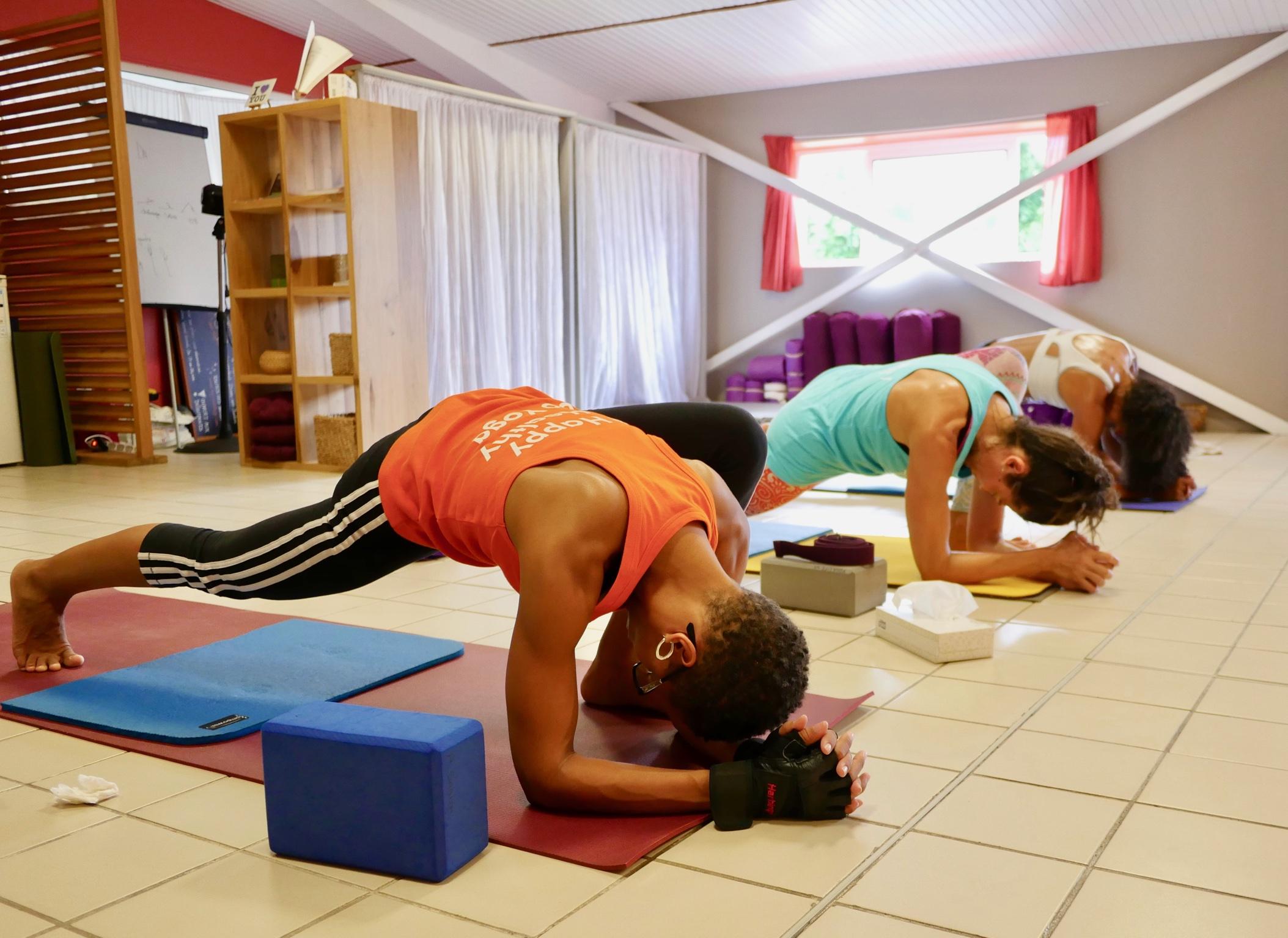 YogaLife Flow Adultes - Yoga Life West Indies - Cours de Yoga Martinique Lamentin Schoelcher En ligne