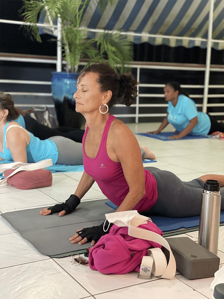 Lâcher Prise 1 - Yoga Life West Indies - Cours de Yoga Martinique Lamentin Schoelcher Fort-de-France En ligne