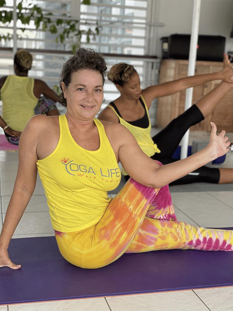 Lâcher Prise 2 - Yoga Life West Indies - Cours de Yoga Martinique Lamentin Schoelcher Fort-de-France En ligne