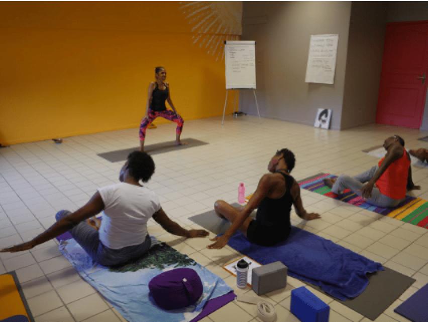 Formation de professeur YogaLife Flow Martinique by Yoga Life West Indies 3
