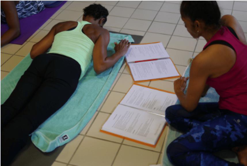 Formation de professeur YogaLife Flow Martinique by Yoga Life West Indies 8