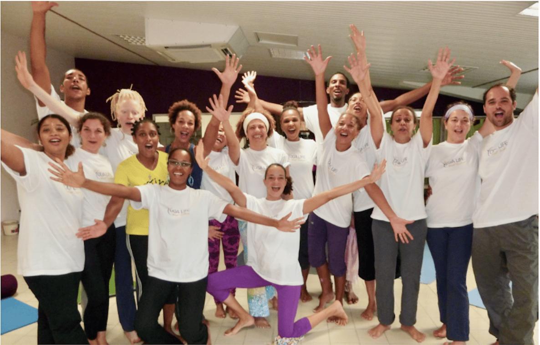 Formation de professeurs YogaLife Flow Studio Yoga Life West Indies Martinique Lamentin Schoelcher
